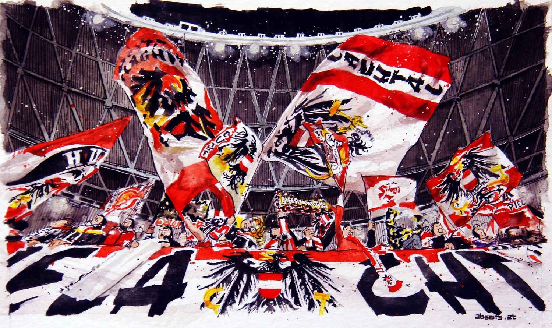 _Österreich Fans
