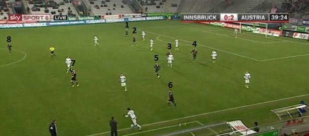 0-3 Austria kann kontern