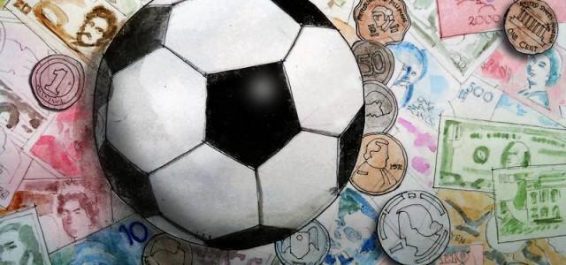 Die TV-Einnahmen der Top-5-Ligen in der Saison 2014/15