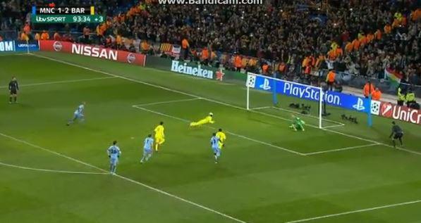 Messi verschießt Elfer und köpfelt Nachschuss neben das leere Tor