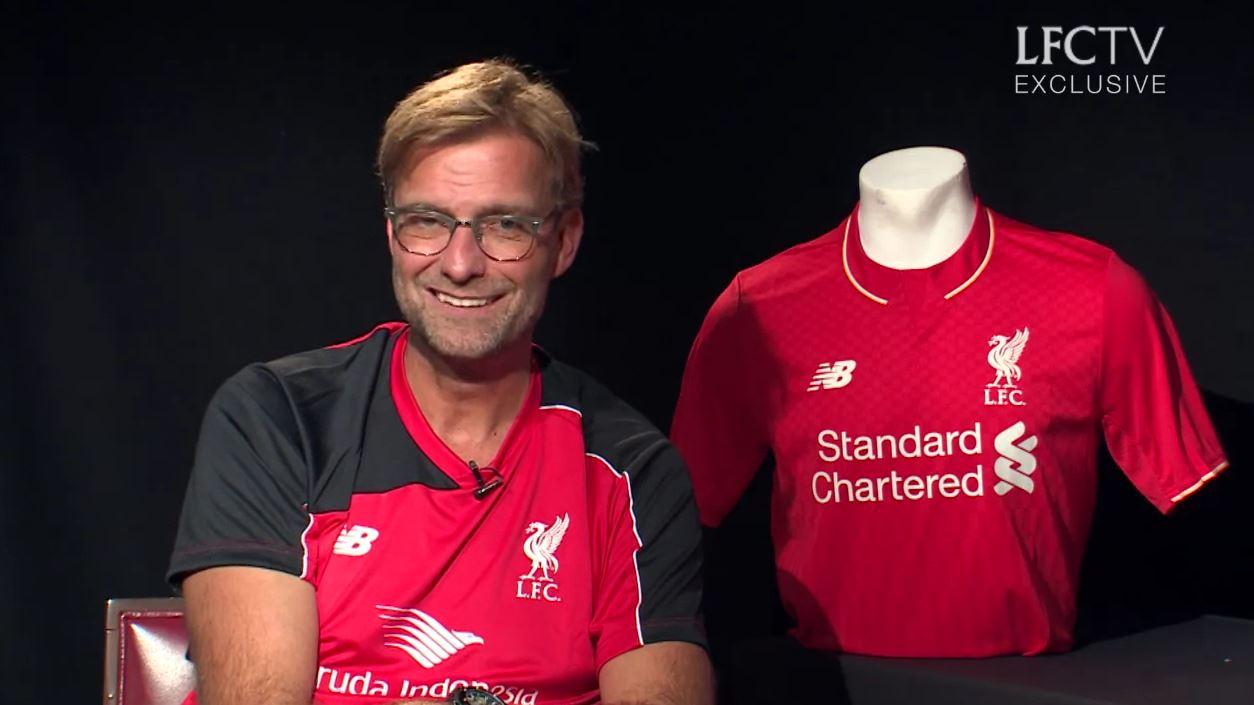 Jürgen Klopps erstes längeres Interview als Liverpool-Trainer