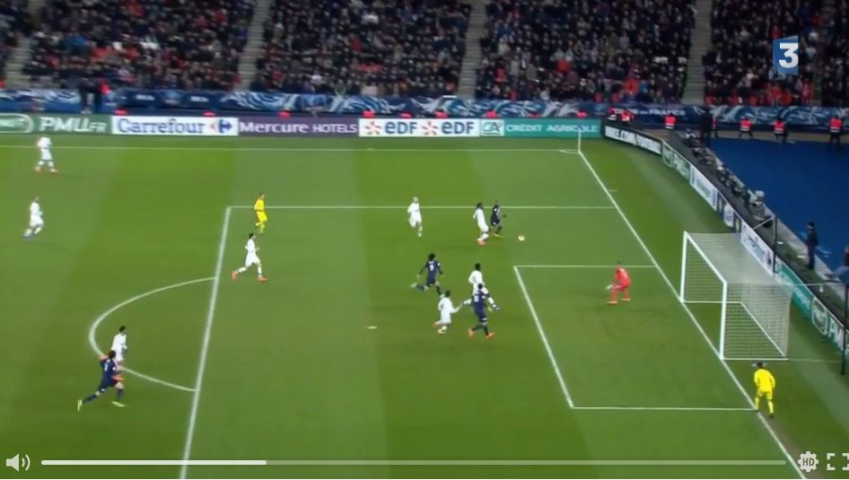 Ibrahimovic trifft gegen Lyon