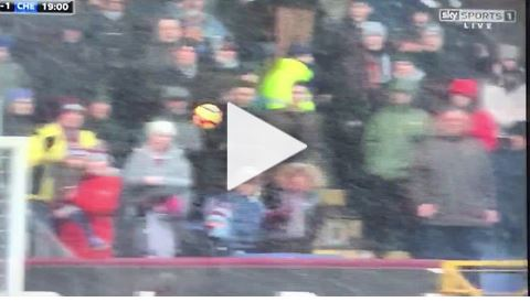 Held des Spieltags: Burnley-Fan mit schneller Reaktion