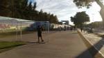 Ein Besuch beim CA San Lorenzo de Almagro