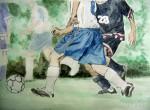 Menschenwürde und Fußball – tolle Stimmung beim Ute-Bock-Cup 2012