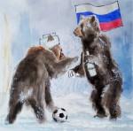Der wilde Osten: Spieler in Russland von Security-Mitarbeitern krankenhausreif geprügelt