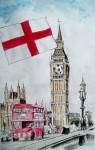 England – Niederlande 2:3 – Arjen Robben macht in einem schwachen Spiel den Unterschied aus