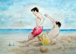 Disziplinen des Fußballs (2): Beach Soccer
