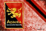 Admira Wacker Mödling - Wappen mit Farben