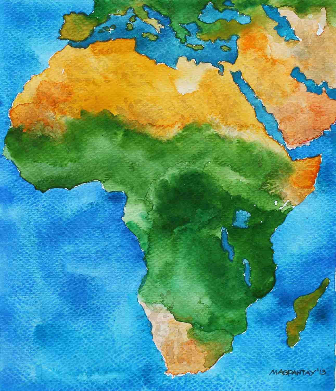 _Afrika Kontinent