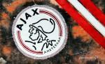 _Ajax Amsterdam Wappen Stripes
