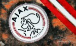 _Ajax Amsterdam Wappen Stripes