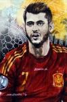 Alvaro Morata - Spanien