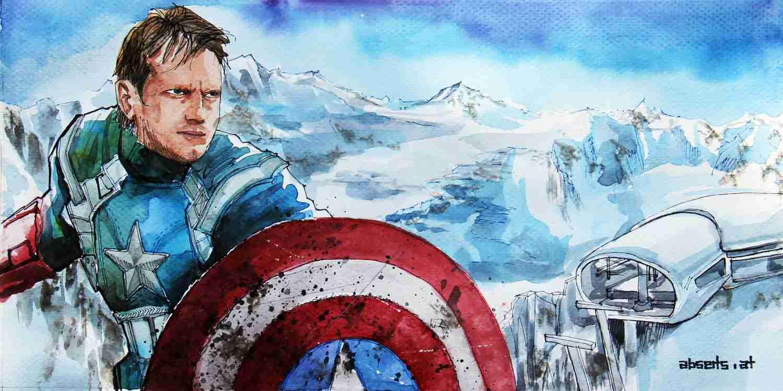 _Andreas Herzog als Captain America