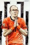 Arjen Robben - Niederlande