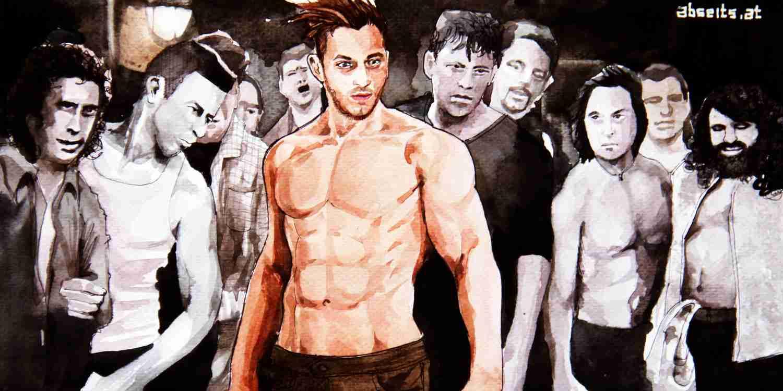 _Arnautovic Fight Club