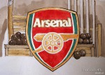 Arsenal FC Gunners Wappen_abseits.at