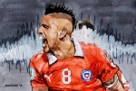 Arturo Vidal (Chile, Juventus)_abseits.at