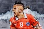 Arturo Vidal (Chile, Juventus)_abseits.at