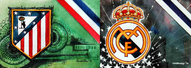 _Atletico Madrid vs Real Madrid