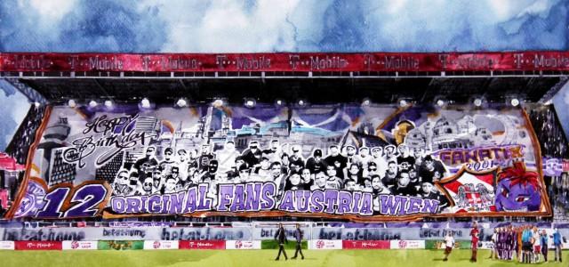 """""""Abhaken und nach vorne schauen"""" – das sagen die Austria-Fans zur Derbyniederlage"""