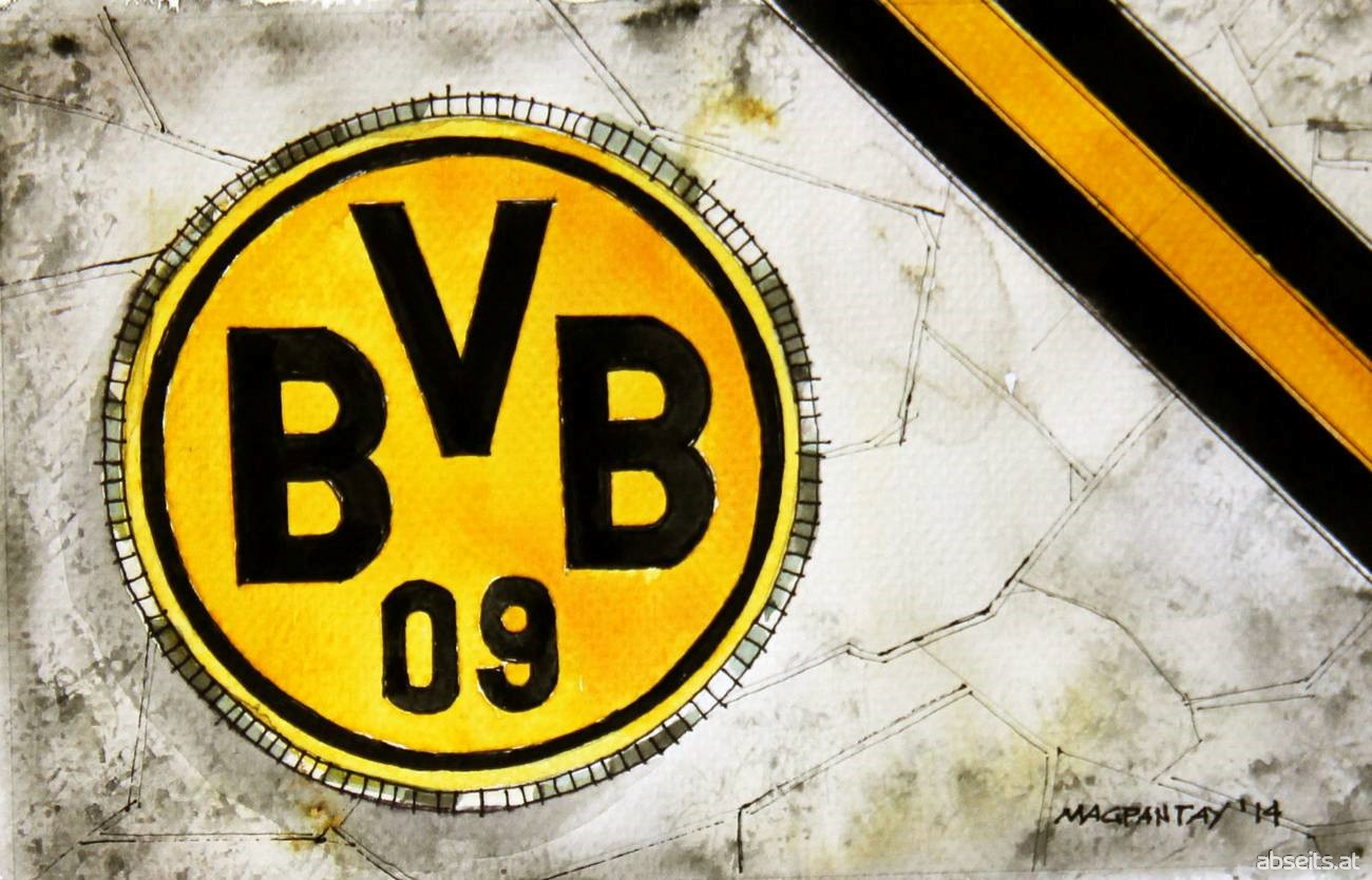 Borussia Dortmund - Logo, Wappen_abseits.at
