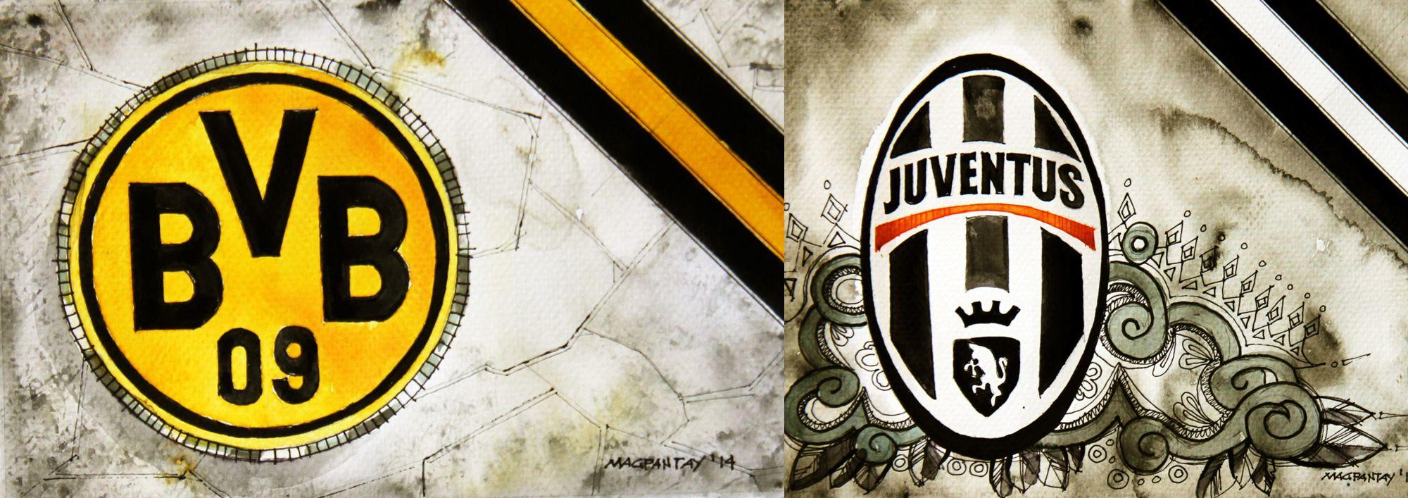 Dortmund Vs Juventus Turin