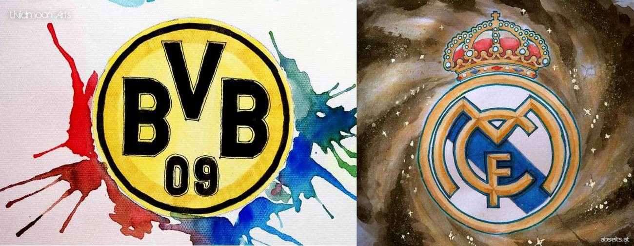 Borussia Dortmund vs. Real Madrid_abseits.at