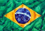 Brasilien - Flagge_abseits.at