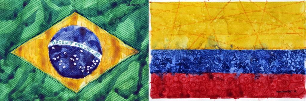 Taktikticker/Spielfilm: Brasilien – Kolumbien 2:1