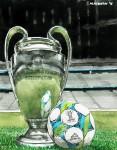 _Champions League Pokal