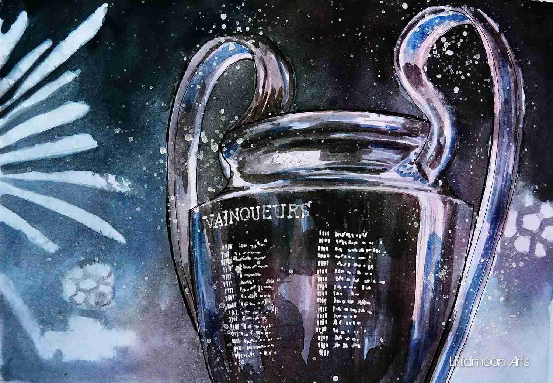 _Champions League Pokal 2