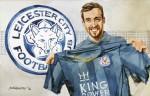 _Christian Fuchs - Leicester City