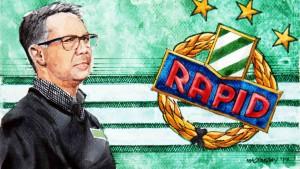 """Die Rapid-Fans nach dem 0:0 gegen die Admira: """"Das reicht einfach nicht"""""""