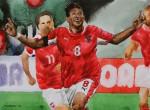 David Alaba - FC Bayern München ÖFB Nationalteam