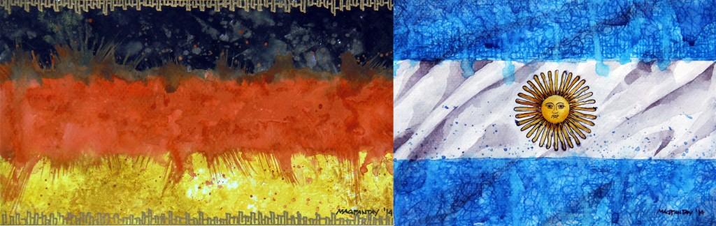 Taktikticker/Spielfilm: Deutschland – Argentinien 1:0 n.V.