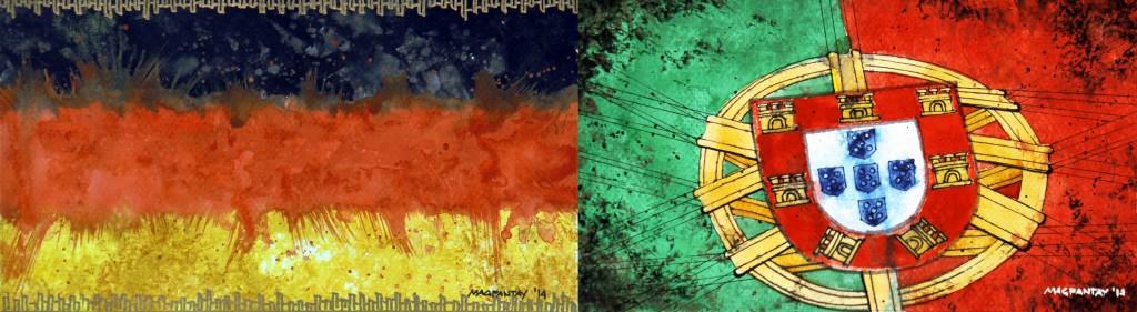 Taktikticker/Spielfilm: Deutschland – Portugal 4:0