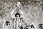 Diego Maradona - Argentinien 1986