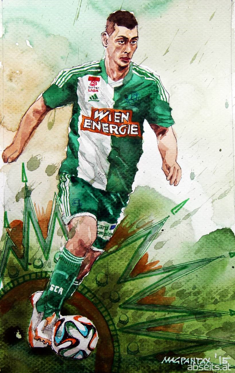 Dominik Wydra - SK Rapid Wien_abseits.at