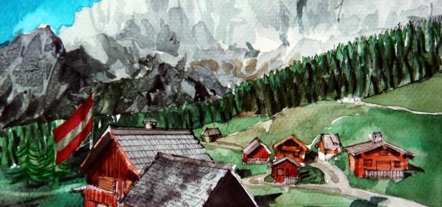 Groundhopper's Diary | Länderspielauftakt in Liechtenstein samt Vorarlberger Spezialitäten (2)