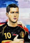 Eden Hazard - Belgien, Chelsea_abseits.at