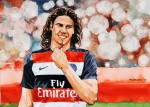Edinson Cavani - Paris St.Germain