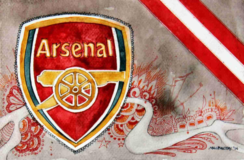 _FC Arsenal - Logo, Wappen