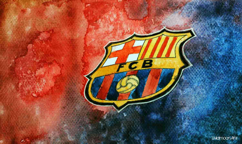 _FC Barcelona Logo 2