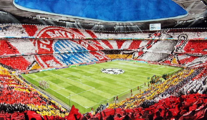 FC-Bayern-Allianz-Stadion-Choreografie1-690x400