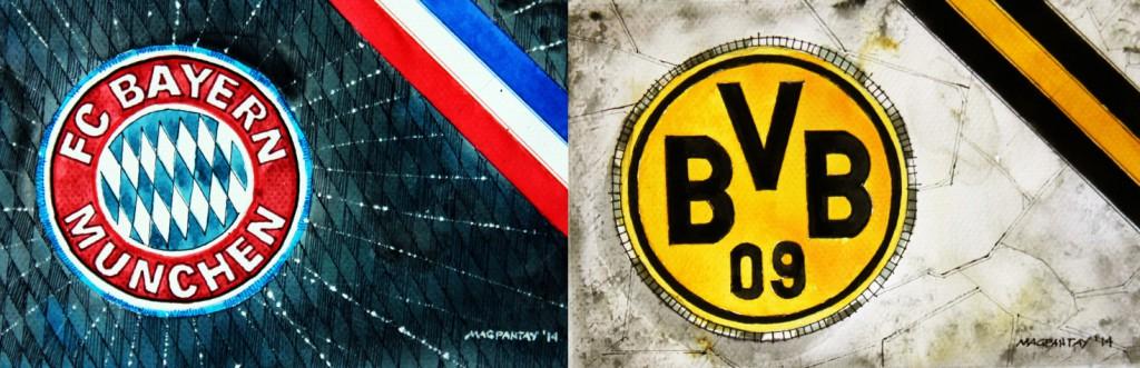 LIVE-TAKTIKTICKER: FC Bayern München – Borussia Dortmund (ab 18:00 Uhr)