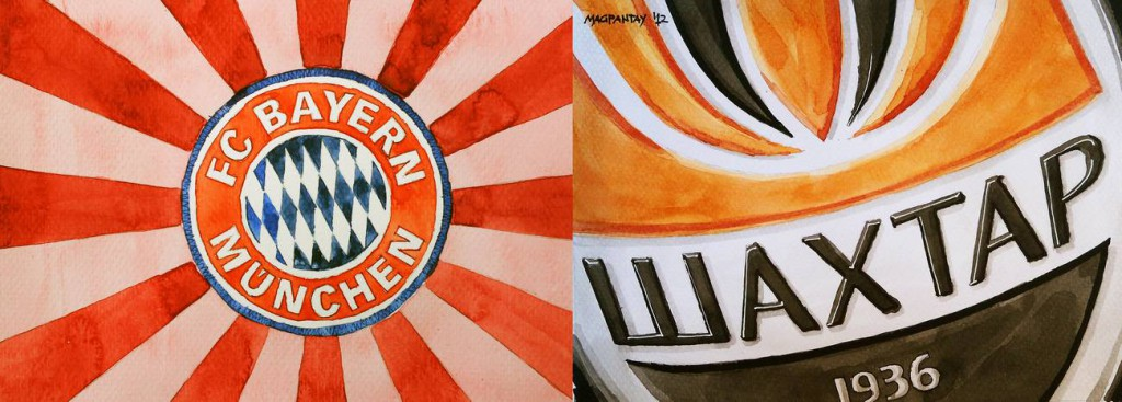 _FC Bayern München vs Shakhtar Donetsk