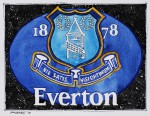 FC Everton Wappen Logo