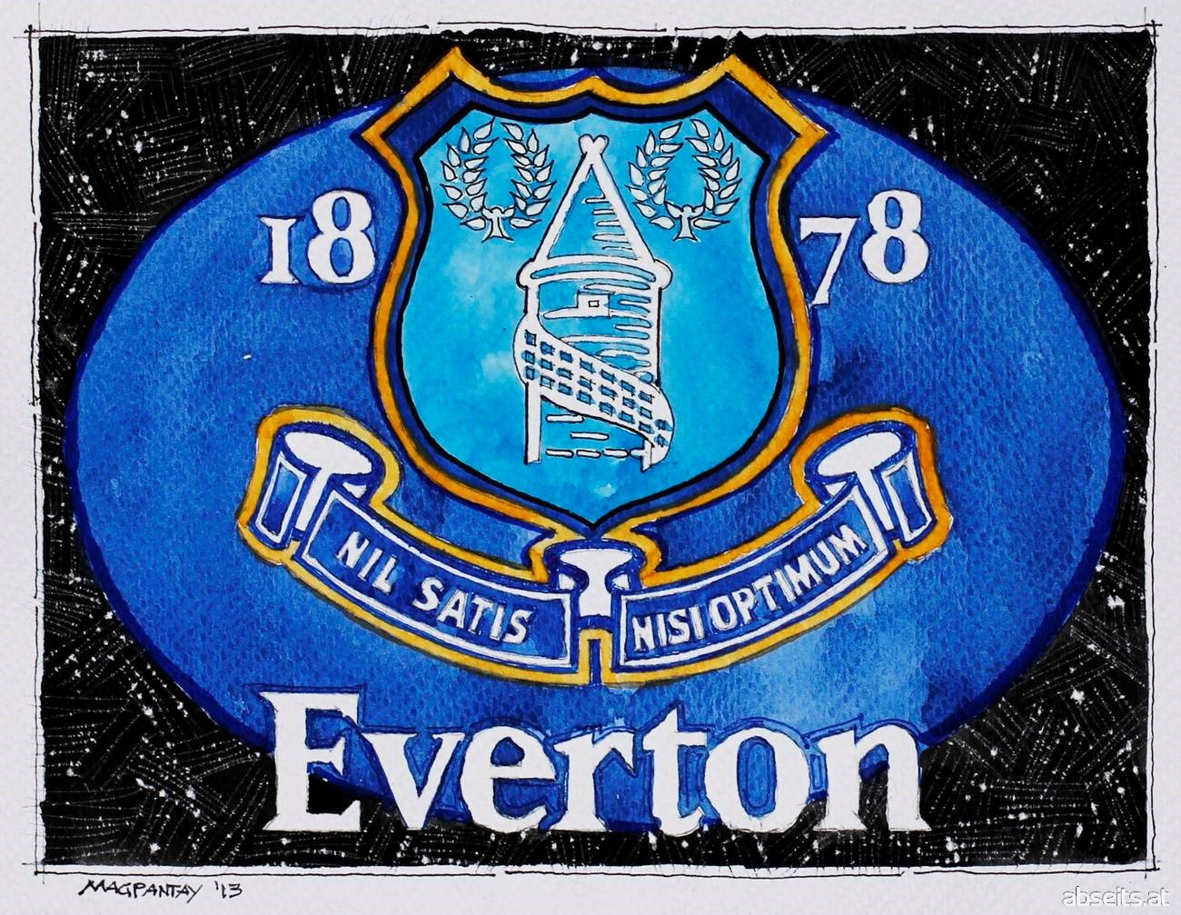 FC Everton Wappen Logo_abseits.at