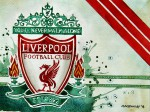 FC Liverpool - Wappen mit Farben